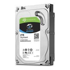 ซื้อ Seagate Sata Iii Skyhawk 2Tb Internal Hard Drive For Cctv St2000Vx008 ใหม่ล่าสุด