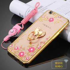 ซื้อ Secret Garden Tpu Protective Case For Oppo F1S Oppo A59 Oppo A59S Love Gold Intl ออนไลน์
