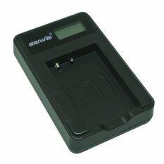 ซื้อ Seiwei แท่นชาร์จแบต Eos 750D 760D M3 แท่นชาร์จแบต Usb Lcd รหัส Lp E17 แท่นชาร์จแบต Usb มีจอ Lcd ชาร์จแบตกล้องกับ Power Bank และคอมพิวเตอร์ ได้ ถูก