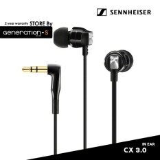 หูฟัง Sennheiser-CX 3.00 BLACK
