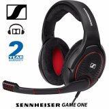 ทบทวน Sennheiser Game One Gaming Headset For Pc Mac Ps4 Multi Platform Black Sennheiser