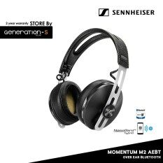 หูฟัง Sennheiser Momentum  M2 AEBT Bluetooth Black