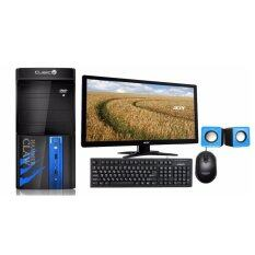 Set intel CPU i3 -6100 Gen6 Ram 4GB 19.5