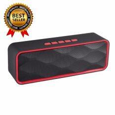 ราคา Seven Shop Bluetooth Speaker Hd Stereo ลำโพงบลูทูธ รุ่น Sc211 เป็นต้นฉบับ Seven Shop
