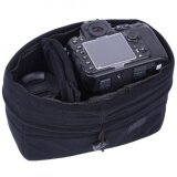 ซื้อ กันกระแทกใส่เบาะกระเป๋ากล้องสำหรับ กล้อง Dslr สีดำ ออนไลน์