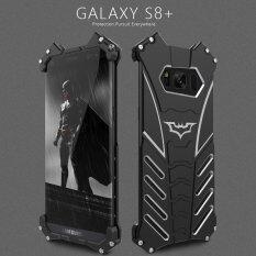 ราคา Shunjia Bat Style Premium Aluminum Metal Bumper Frame Shockproof Case For Samsung Galaxy S8 Plus 6 2Inch Intl ใหม่