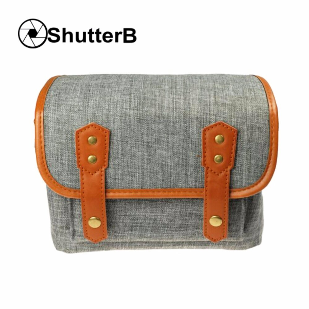 กระเป๋ากล้อง SHUTTER B Mirrorless Camera Case Shoulder Bag