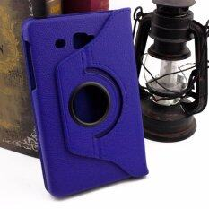 Siam Tablet Shop case for Samsung Galaxy Tab A 7 นิ้ว T280/T285 รุ่น Rotary 360  - สีน้ำเงิน