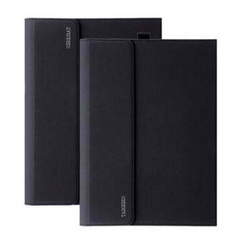 Siam Tablet Shop flat leather protective holster For Microsoft surface Pro3 New Arrival (สีดำ)-