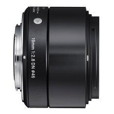 ซื้อ Sigma Lens Af19 Mm F2 8 Dn E For Sony Black Sigma เป็นต้นฉบับ