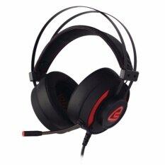 ขาย Signo E Sport 7 1 Surround Sound Vibration Gaming Headphone รุ่น Magnetar Hp 819 Black ถูก