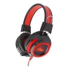 ราคา Signo E Sport Iluminated Gaming Headphone รุ่น Hp 805Blk Black