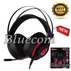 โปรโมชั่น Signo E Sport Magnetar 7 1 Surround Sound Gaming Headphone หูฟัง Hp 819 ไทย