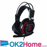 ขาย Signo E Sport Monoceros 7 1 Surround Sound Vibration Gaming Headphone รุ่น Hp 816Blk สีดำ ถูก ใน ไทย