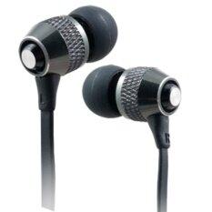 ราคา Signo หูฟังสมาร์ทโฟน รุ่น Ep 601 Signo Ep 601 Earphone With Microphone Remote สีดำ Signo