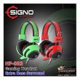 ซื้อ Signo หูฟัง Gaming Headphone Hp 803 ออนไลน์ ถูก