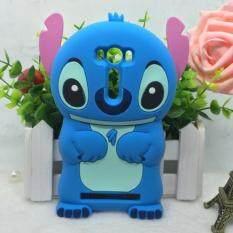 ซื้อ Silicone Case Soft New 3D Cartoon Stitch For Asus Zenfone 2 Laser Ze500Kl Ze500Kg 5 Inch Blue ใน จีน