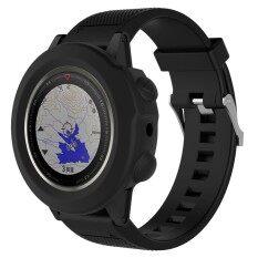 ขาย ซิลิโคนแขนป้องกันยางสำหรับ Garmin Fenix 5X นาฬิกาจีพีเอส นานาชาติ ถูก ใน ฮ่องกง