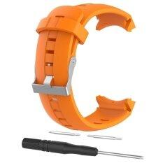 ทบทวน Silicone Wrist Band Strap Replacement For Suunto Spartan Sport Series Multisport Gps Wa Intl Unbranded Generic