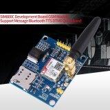 ราคา Sim800C Development Board Gsm Module Support Message Bluetooth Tts Dtmf Quad Band Intl เป็นต้นฉบับ