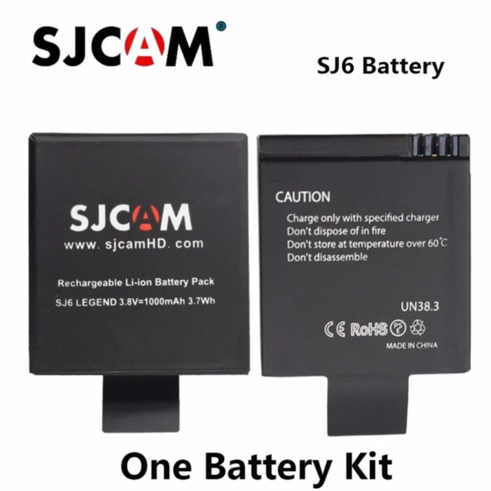 SJCAM Battery 1000 mAh for SJ6