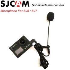 Sjcam External Microphone B For Sj6 Sj7 Sj360 Sjcam ถูก ใน กรุงเทพมหานคร