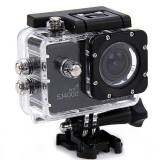 ราคา Sjcam กล้อง Actioncamera กันน้ำ รุ่น Sj4000 Wifi สีดำ ใหม่ ถูก