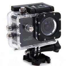 SJCAM  กล้อง actioncamera กันน้ำ รุ่น SJ4000 Wifi - สีดำ