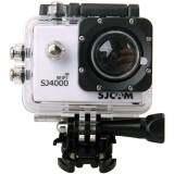 ราคา Sjcam กล้อง Actioncamera กันน้ำ รุ่น Sj4000 Wifi สีขาว ใหม่ล่าสุด