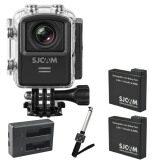 ทบทวน Sjcam M20 Model 2016 Red X2 Battery Dual Charger Selfie With Remote