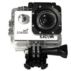 SJCAM SJ4000 Wi-Fi  (White)