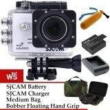 ซื้อ Sjcam Sj5000 Wifi 14Mp White Battery Charger Bobber Mediumbag ใน ไทย