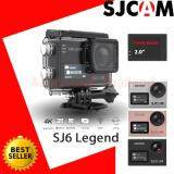 ซื้อ Sjcam Sj6 Legend 4K 16Mp Black ใหม่ล่าสุด