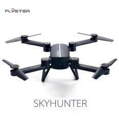 โดรนถ่ายภาพ รุ่นใหม่  SKY Hunter X8  โดรนพับใส่กระเป๋าได้ มีกล้อง ถ่ายเซลฟี่ & วีดิโอ ควบคุมง่าย