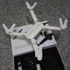 Sky Hunter X8 โดรนพับได้ติดกล้อง Fpv ถ่ายรูป Vdo บินดี บังคับง่าย By Bobber Shop.