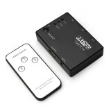 ราคา Skyvision Hdmi Switch 3T01 4Kx2K 1 4 Input 3Port Output 1Port Ir Remote Control Black ใหม่ล่าสุด