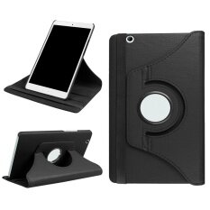 Sleep Folding Stand Painted Leather Case Cover For Huawei Mediapad M3 8.4inch Bk - Intl.