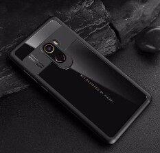 ส่วนลด บางป้องกันลื่นซอฟท์ทีพียูและคริสตัลอะคริลิคใสพีซีใสฝาหลังสำหรับ Xiaomi Redmi 5 พลัส นานาชาติ Unbranded Generic
