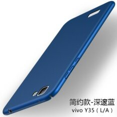 ราคา Slim Hard Matte Pc Back Cover Protective Case For Vivo Y35 Intl Unbranded Generic เป็นต้นฉบับ