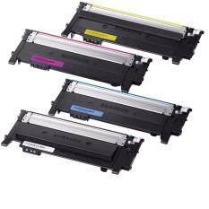 ซื้อ Smart Toner ตลับหมึกพิมพ์เลเซอร์ Samsung Clt 404 ใช้สำหรับเครื่องรุ่น Sl C480Fw 480W 430 430W 1ชุด 4สี Bk C M Y ครบชุด4ตลับ ดำ ฟ้า แดง เหลือง ใน กรุงเทพมหานคร