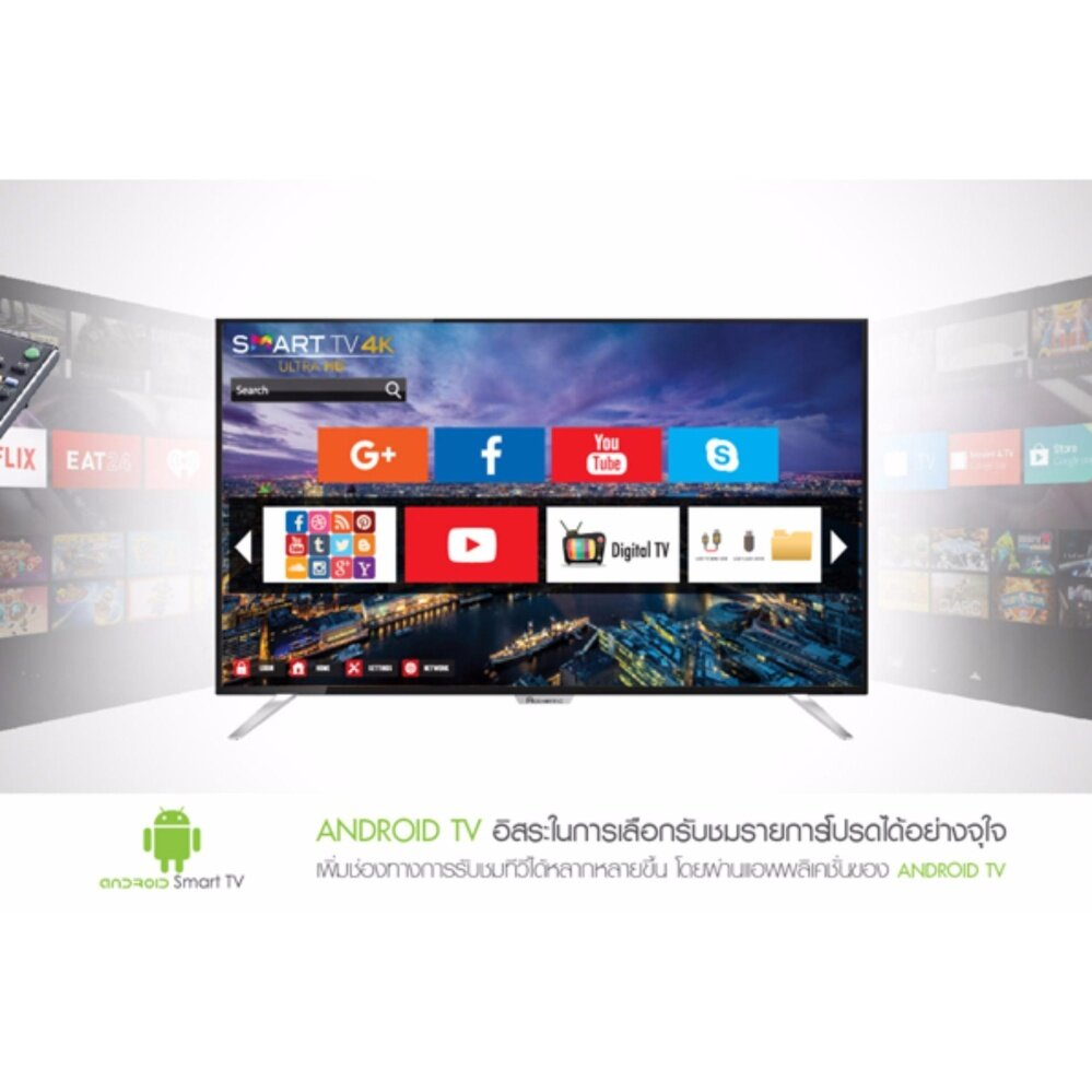SMART TV Aconatic AN-LT49DSU800