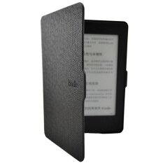 Smart Ultra Slim Magnetic Case Cover For Kindle Paperwhite+screen Film Bk - Intl.