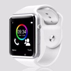 นาฬิกาโทรศัพท์ Smart Watch A1 ใส่ซิมโทรเข้า-ออกได้ มีกล้องในตัว เมนูภาษาไทย ของแท้100% By Huayi-Mobile.