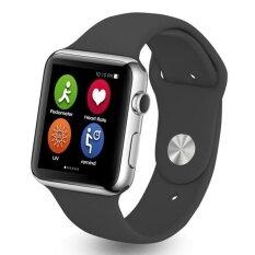 โปรโมชั่น Smart Watch Heart Health Monitor Bluetooth Smart Bandpedometersports Bracelet Fitness Tracker Watches Pk Iwo Intl ใน จีน