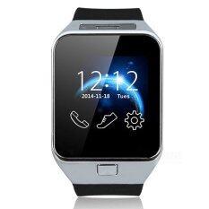 Smart Watch Z นาฬิกาโทรศัพท์ A9 Phone Watch (Silver)