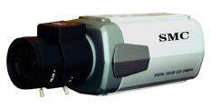 SMC กล้องวงจรปิด อนาล็อก รุ่น SMC 918 P (สีเทา)