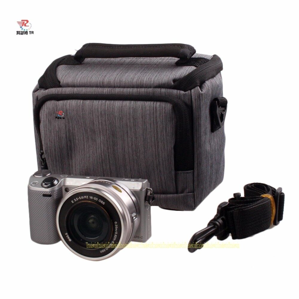 Soft Camera Bag for Fuji FujiFIlm XA3 X10 XA2 XA1 XM1 XM2 XT2 X70 X20 X30 - intl