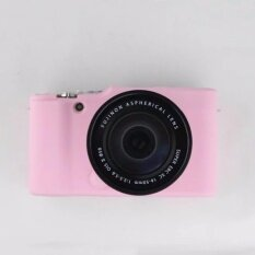 Soft Silicone Camera Case For Fuji X A3 Xa10 Protective Rubber Cover Case Skin For Fujifilm Fuji Xm1 X M1 Xa1 X A1 Xa2 X A2 X A3 Xa10 Camera Bag Intl เป็นต้นฉบับ