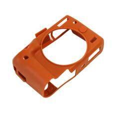 ราคา Soft Silicone Gel Rubber Camera Case Cover For Canon Eos M3 Brown Intl Unbranded Generic ใหม่