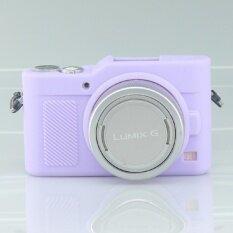 ราคา ยางซิลิโคนนุ่ม Camera ป้องกันฝาครอบสำหรับ Pana โซนิค Gf9 Camera นานาชาติ เป็นต้นฉบับ